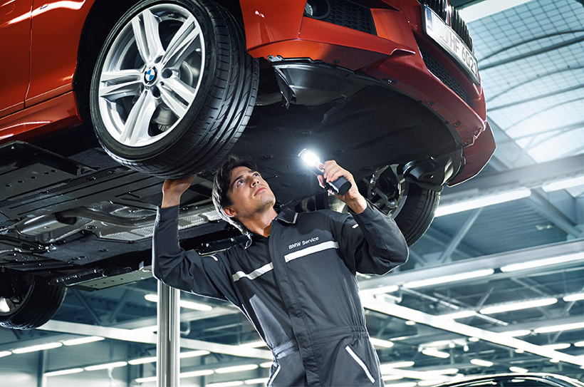 Service Your Car At Harwoods