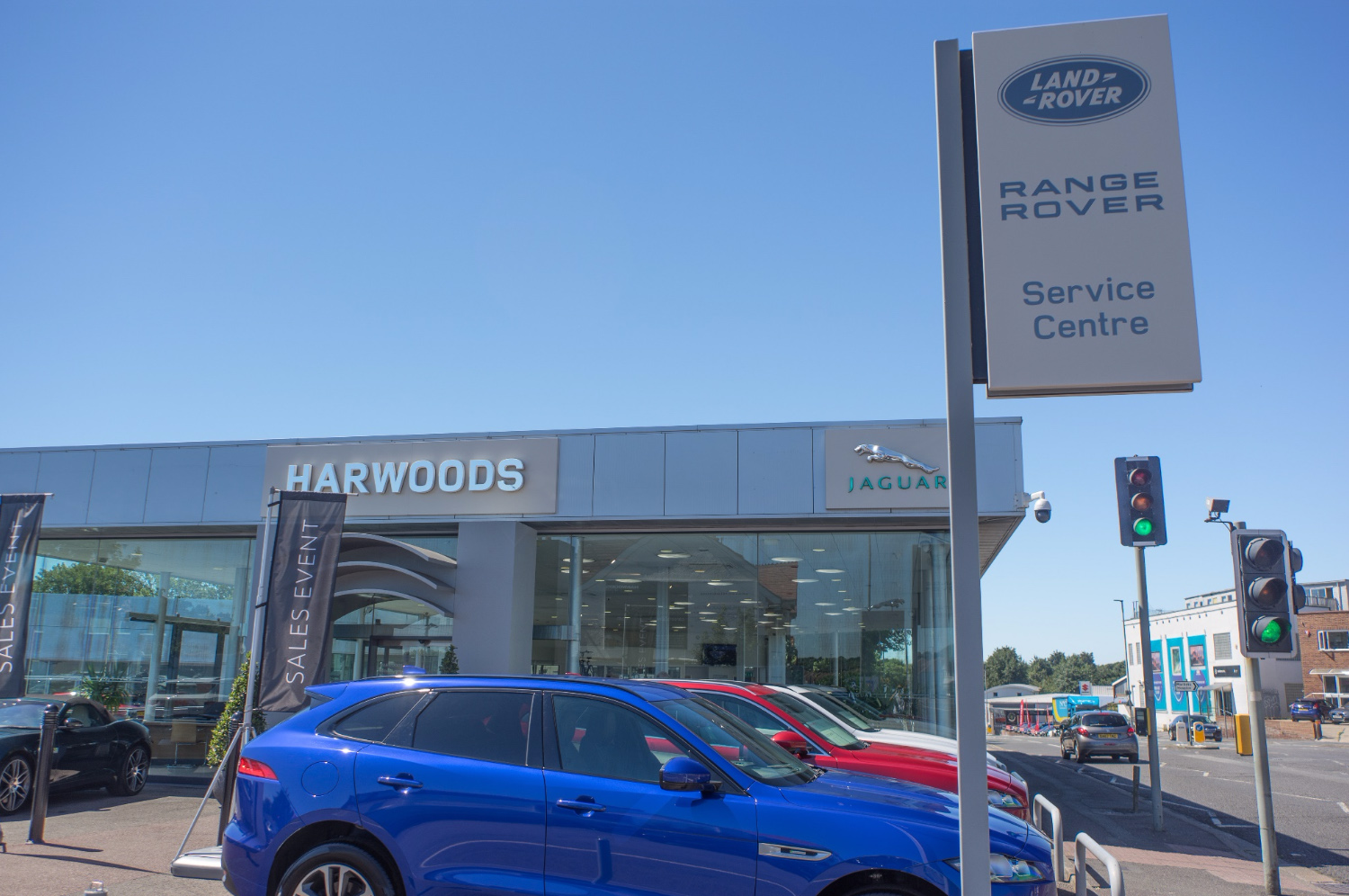 Land Rover Hove Approved Repairer